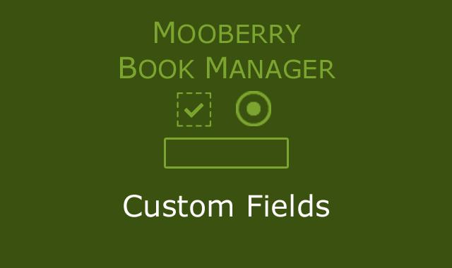 MBM Custom Fields